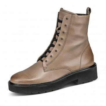 Paul Green Schnürboots - taupe